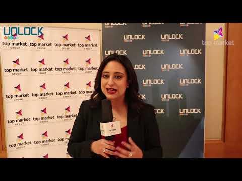 Kokila Alagh - Founder Karm Legal at UnlockBlockchain Forum Dubai