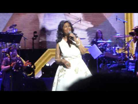 """Aretha Franklin """"A Natural Woman"""" Live at Clive Davis Documentary Premiere Radio City 4/19/17"""