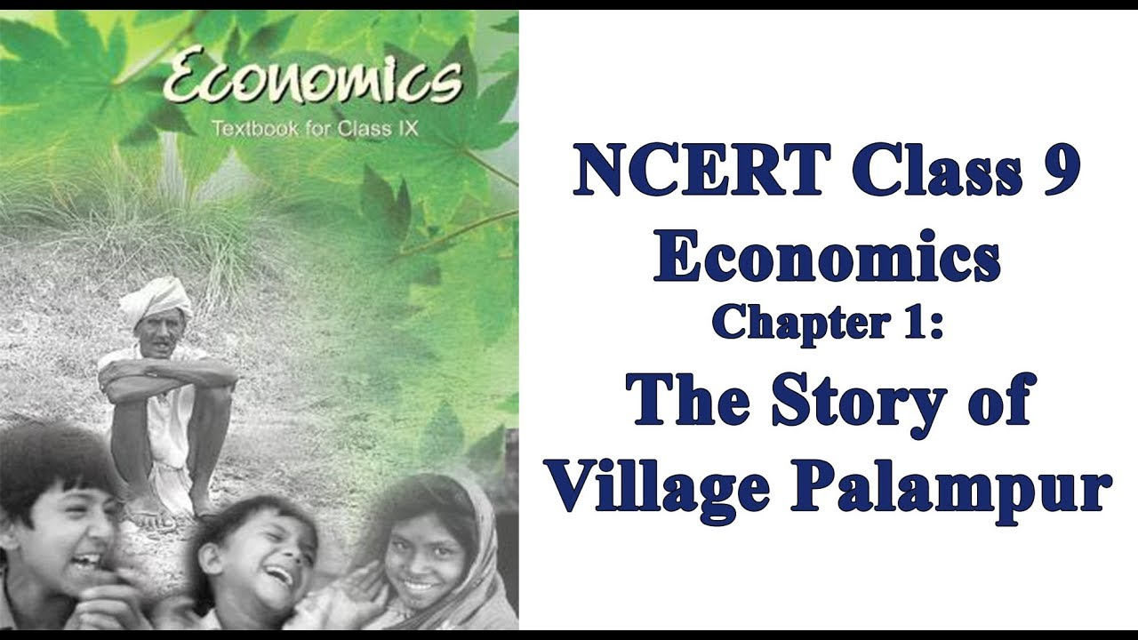 Ncert Economics Book