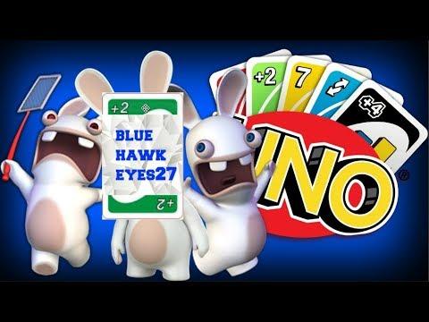 UNO w/commander/bluehawk/supertez pt 2| BLUE MAKES ME RAGE