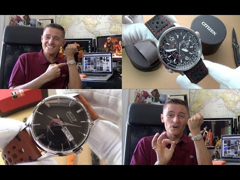 Tissot Visodate - Best Swiss Automatic Watch Under $400? + Citizen Nighthawk Unboxing & Competition