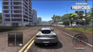 Test Drive Unlimited 2: Speed Gameplay