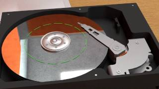 What's inside of a hard drive?