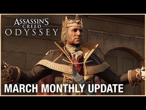 Assassin's Creed Odyssey: March Monthly Update | Ubisoft [NA] thumbnail