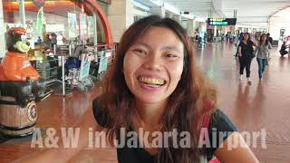Lion Air SL115 Singapore to Jakarta Arrival to CGK Airport Mango Chicken Pocket AW Indonesia