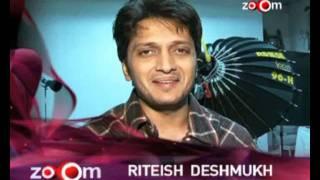 Riteish Deshmukh on zoOm - India