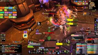 Philanthropy Kriegers vs Twin Ogron - Mythic (Affliction Warlock POV)