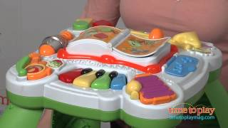 Learn & Groove Musical Table From Leapfrog