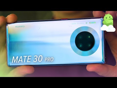 Huawei Mate 30 Pro Impressions: The Killer Flagship with NO GOOGLE