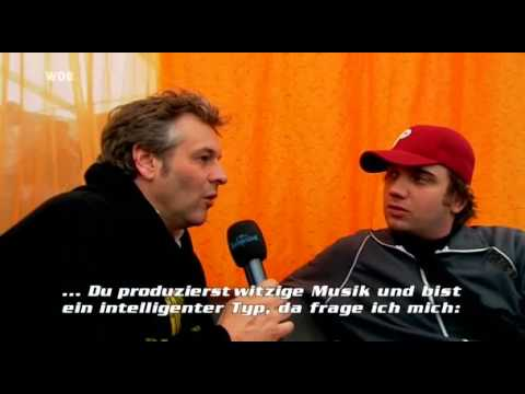 Interview with Jimmy Pop Rock Am Ring 2006