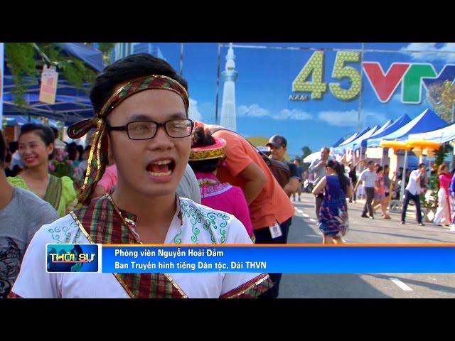 Thời sự VTV5 ngày 7/9/2015 - 45 năm Truyền hình Việt Nam