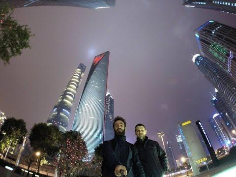 Shanghai fast-forward