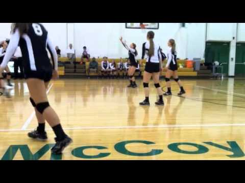Jackie Jacobson Volleyball Film