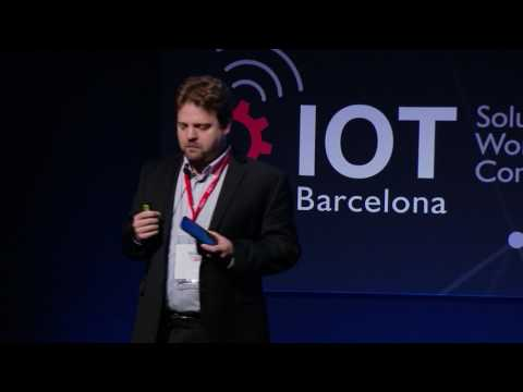 The IoT of Weather - Mark Gildersleeve, The Weather Company