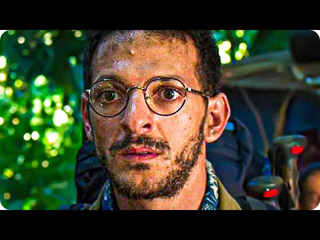 TERRIBLE JUNGLE Bande Annonce VF (2020)