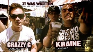 "R2A - IT WAS WRITTEN ""Pampanga"