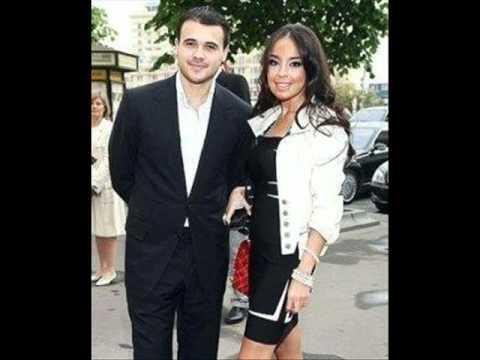 Лейла Алиева и Эмин Агаларов   Прекрасная пара