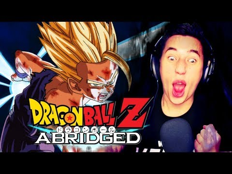 Dragon Ball Z Abridged: Episode 60 - Part 3 - #DBZA60 LIVE REACTION!