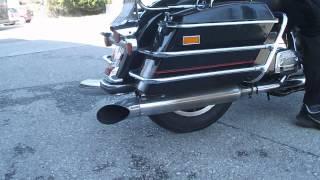 Harley Davidson FLT Soundcheck