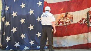 Minnesota American Legion honors Old Glory