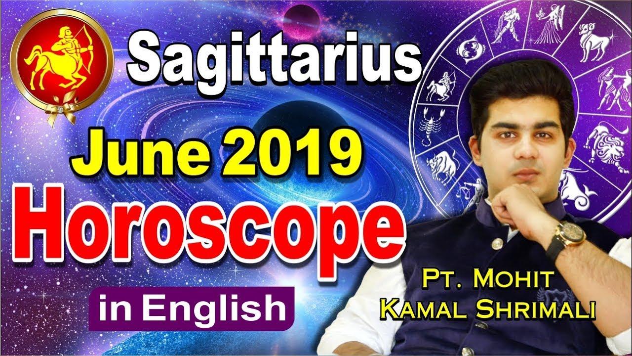 DHANU RASHI / SAGITTARIUS Rashifal   Predictions for JUNE 2019   Monthly  Horoscope   Mohit Shrimali