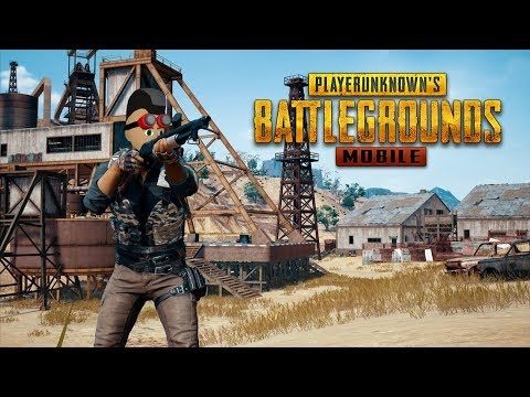 Practicing Release Firing Controls and Left Fire Button   PUBG Mobile Livestream