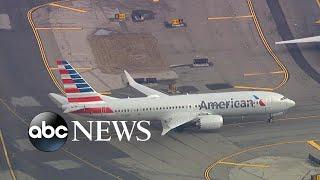 Pilots heard on audio recording pleading with Boeing
