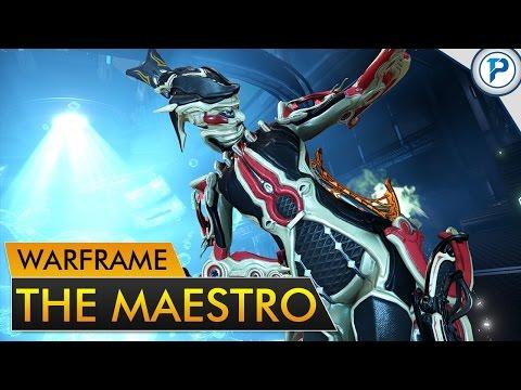 Warframe: Octavia The Maestro - 4 Forma
