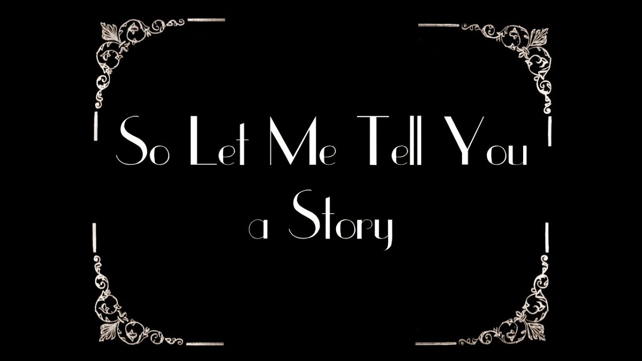 The Grace Thrillers - Tell Me The Story Lyrics