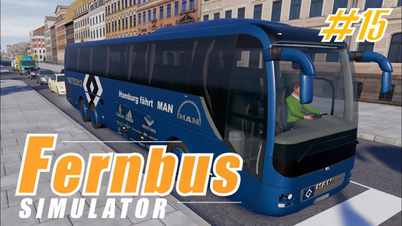 Fernbus Hamburg Schwerin