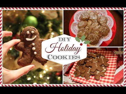 Vegan Holiday Cookies ❅