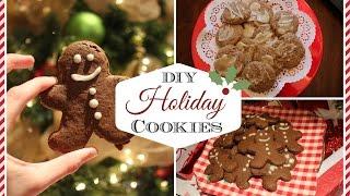 Vegan Holiday Cookies ❅ Thumbnail
