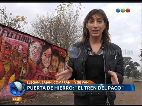 """""""Puerta de hierro"""", el barrio más peligroso del Conurbano - Telefe Noticias"""