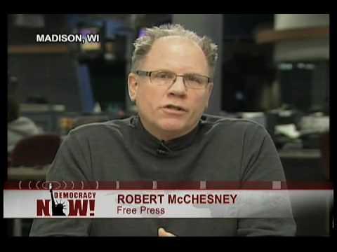 Bob McChesney on Saving Journalism