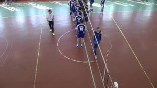 08.03.2018. Волейбол. «Динамо» — «АстМебель»
