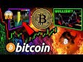 WILL BITCOIN PRICE KEEP FALLING?!? CRAZY BULLISH BTC SCENARIO!! $500 TRILLION MC?