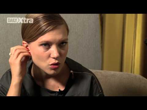 Blue is the Warmest Colour- Léa Seydoux interview