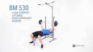 DOMYOS BM 530 WEIGHT BENCH