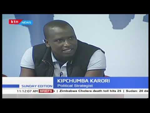 Political pages | SUNDAY EDITION