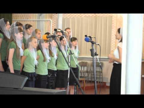 Песня Тихая ночь - Небесное сияние  (детские христианские песни) скачать mp3 и слушать онлайн