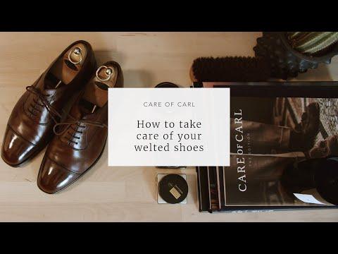 10 tips som håller dina skor fina längre