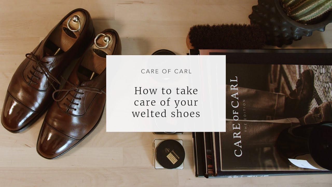 Vedligeholdelsesguide Sådan vedligeholder du dine sko
