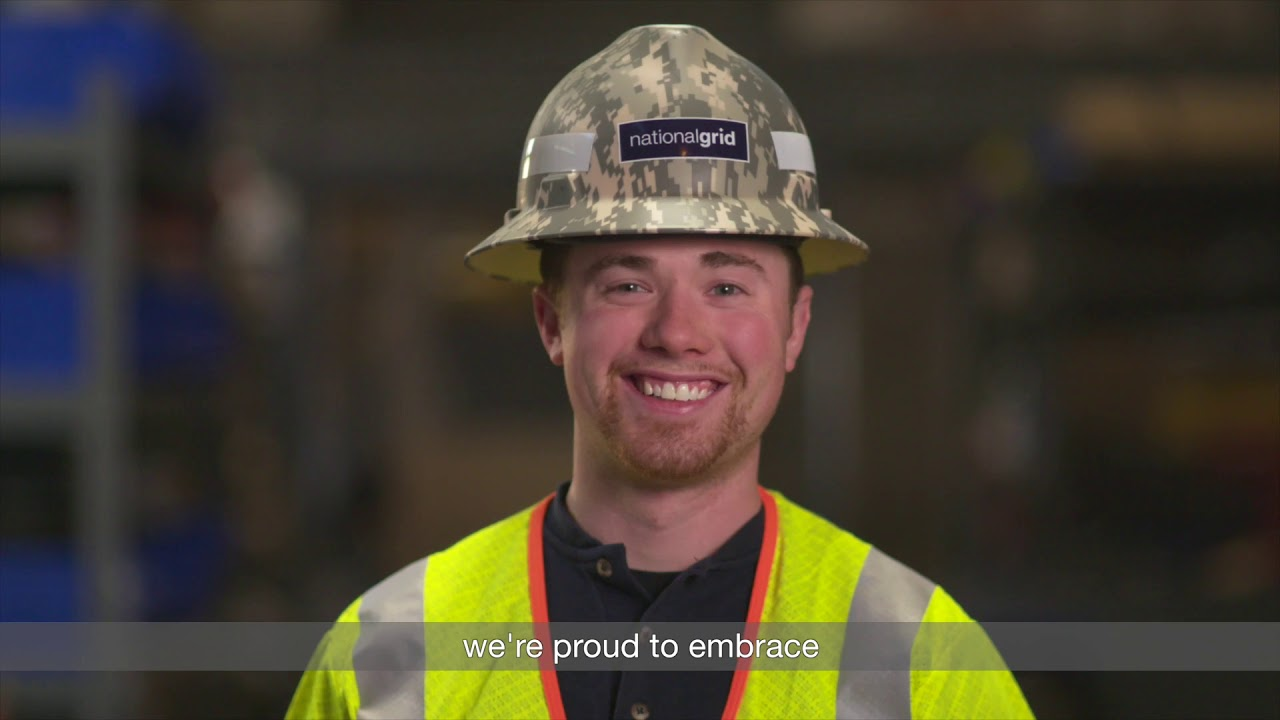 Working at NATIONAL GRID CO USA (NE POWER)