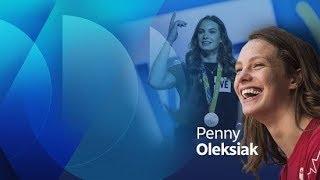 Les défis de la nageuse Penny Oleksiak