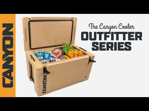 Canyon Coolers Outfitter Series Design & Features