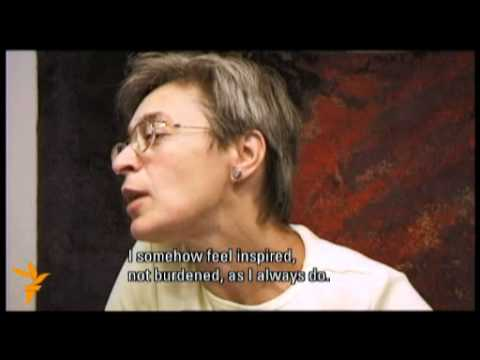 Anna Politkovskaya Intimate Portrait : Confession I'm in Love