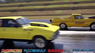 SIDE BY SIDE DRAG RACING AT ATURA CHAMPIONSHIP SERIES ROUND 8
