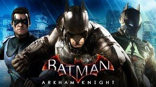 Desbloquear Rey del combo / Batman Arkham Knight
