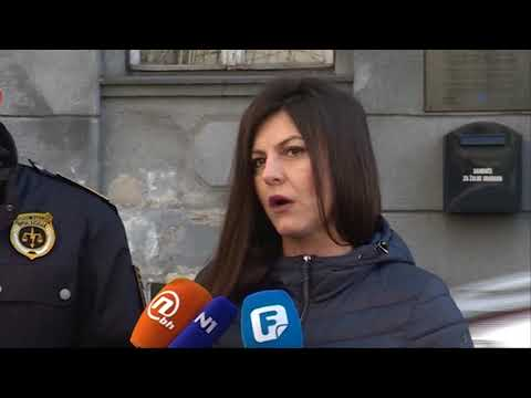 Sarajevo: Sead Tahirović Uhapšen, Predat U Tužilaštvo -21.2.2020.