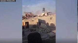 Parodie pub Nordnet à Alep